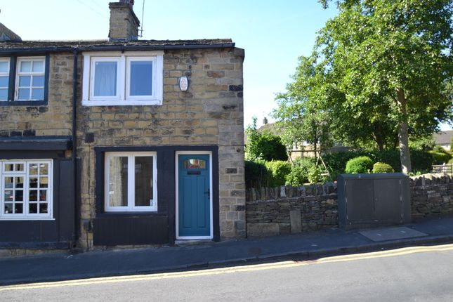 Thumbnail Cottage for sale in Westfield Lane, Idle, Bradford