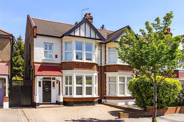 Thumbnail End terrace house for sale in Windsor Road, Wanstead, London
