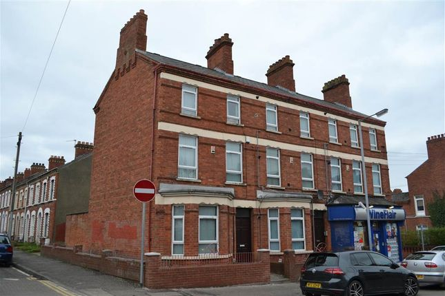 Thumbnail Town house to rent in 43, Agincourt Avenue, Belfast