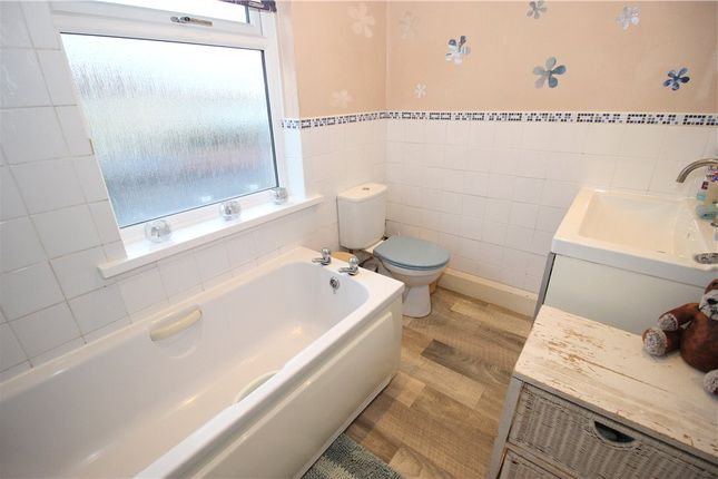 Bathroom of Edward Avenue, Chaddesden, Derby DE21