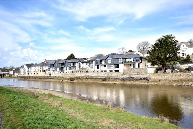 Thumbnail Flat for sale in Egloshayle Road, Wadebridge