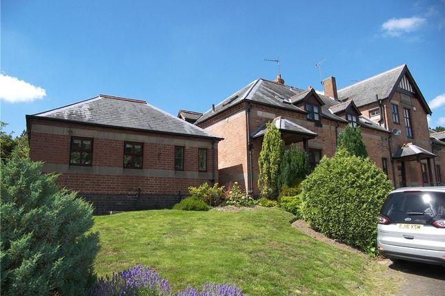 Thumbnail Semi-detached house for sale in 8 Ridgeway On The Hill, Crich Lane, Belper