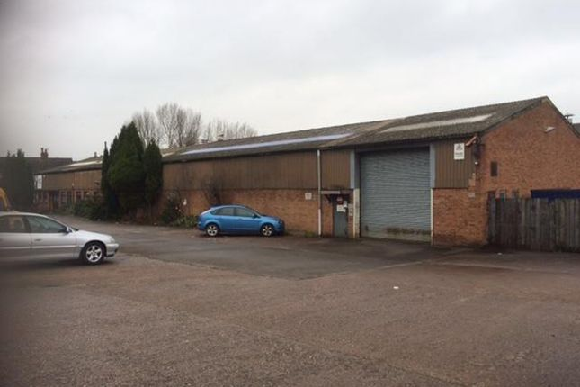 Thumbnail Industrial to let in Grendon Road, Polesworth, Tamworth