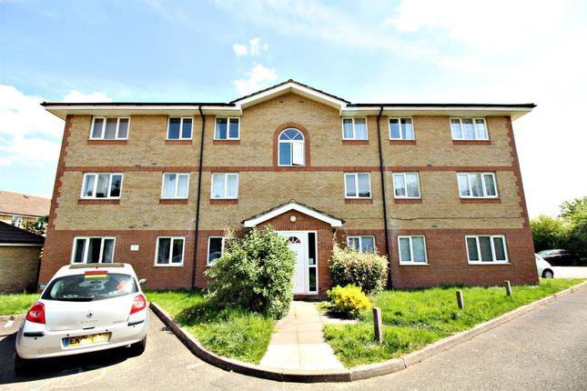 Thumbnail Flat for sale in Bentley Drive, Church Langley, Harlow