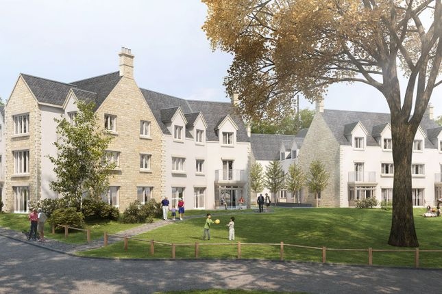 Thumbnail Flat for sale in Gloucester Road, Stratton, Cirencester