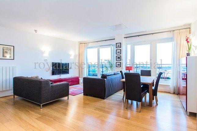 Thumbnail Flat to rent in Building 22, Cadogan Road, Royal Arsenal