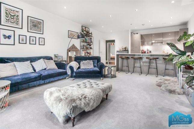 2 bed flat for sale in Garrison Heights, 55 Henry Darlot Drive, Mill Hill, London NW7