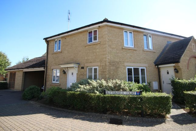 Thumbnail Flat for sale in Butterfield Court, Bishops Cleeve, Cheltenham