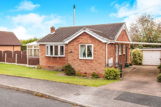 3 bed detached bungalow for sale in Anston Drive, South Elmsall, Pontefract