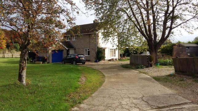 Thumbnail Detached house for sale in Freckenham, Bury St. Edmunds, Suffolk