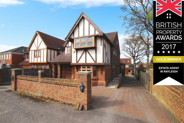 5 bed detached house for sale in Creek View Avenue, Hullbridge, Hockley