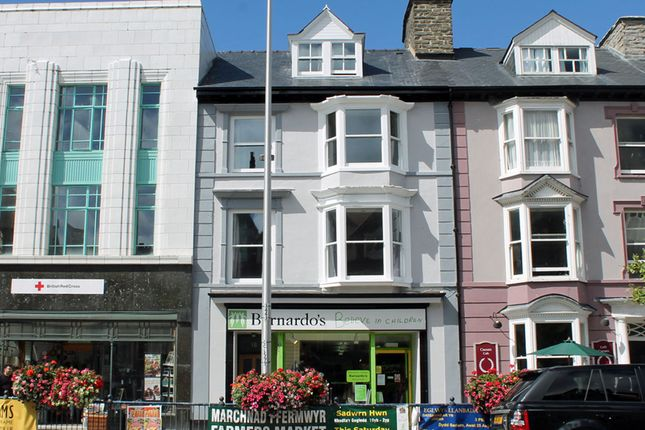 Thumbnail Flat to rent in Flat 4, North Parade, Aberystwyth