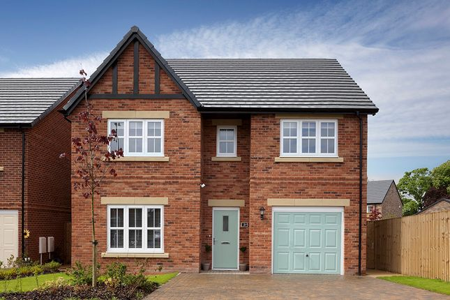 """Thumbnail Detached house for sale in """"Hewson"""" at Low Lane, Acklam, Middlesbrough"""
