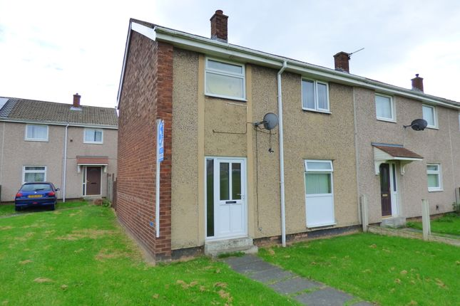 Thumbnail Semi-detached house to rent in Acacia Walk, Knottingley, West Yorkshire