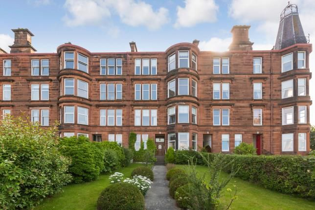 2 bed flat for sale in Sandringham Terrace, Esplanade, Greenock PA16