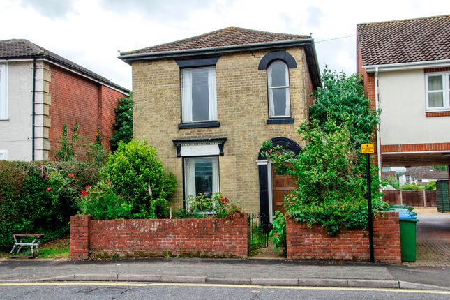 Thumbnail Detached house for sale in Waterloo Road, Southampton