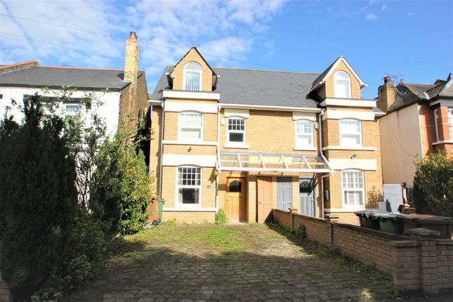 Thumbnail Semi-detached house to rent in Warren Road, Chingford, London