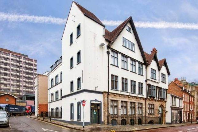 Thumbnail Commercial property for sale in Castle Gate Haus, 32-44 Castle Gate, Nottingham
