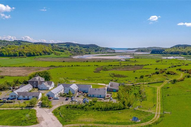 Thumbnail Land for sale in Meikle Richorn Cottages & Land, Dalbeattie, Kirkcudbrightshire