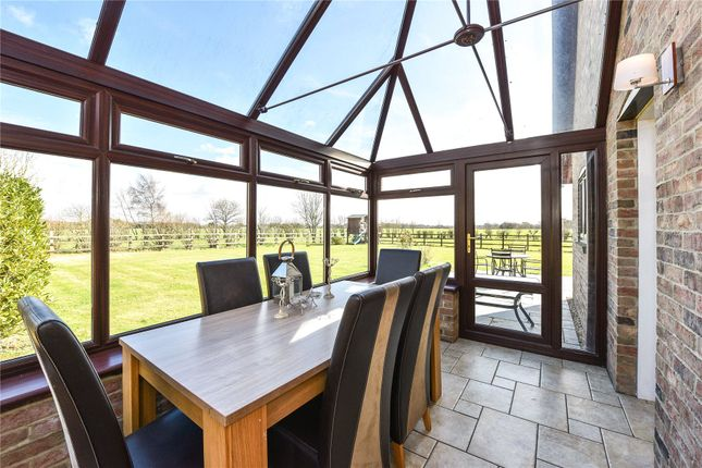 Dining Room of Sway Road, Pennington, Lymington, Hampshire SO41