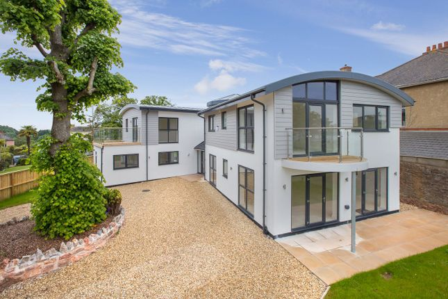 Thumbnail Detached house for sale in Trumlands Road, Torquay