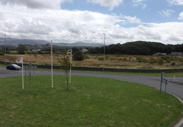 Thumbnail Land for sale in Land At High Street, Porthmadog, Gwynedd