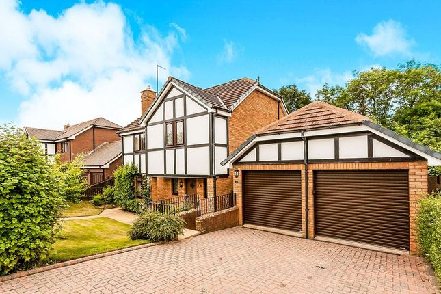 Thumbnail Detached house for sale in The Haven, Dalgety Bay, Dunfermline