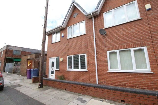Thumbnail Property to rent in Lime Grove, Toxteth, Liverpool