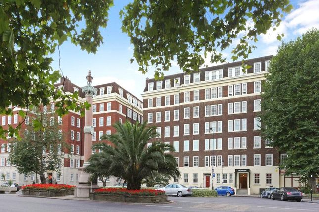 Thumbnail Flat for sale in St Mary Abbots Court, Warwick Gardens, London