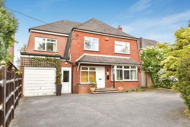 Thumbnail Detached house for sale in Homesteads Road, Kempshott, Basingstoke