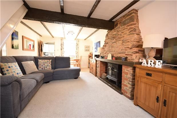 Thumbnail Terraced house for sale in Staple Hill Road, Fishponds, Bristol