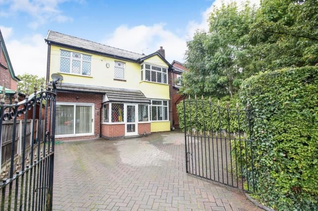Thumbnail Detached House For Sale In Compstall Road Romiley Stockport Cheshire