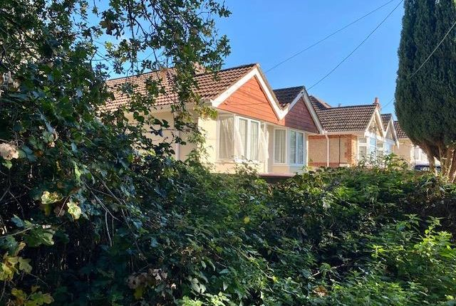 Thumbnail Bungalow for sale in Browning Avenue, Southampton