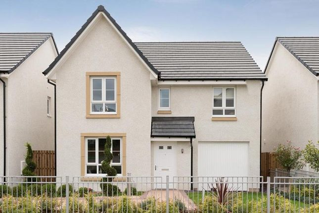"Thumbnail Detached house for sale in ""Dunbar"" at Clippens Drive, Edinburgh"