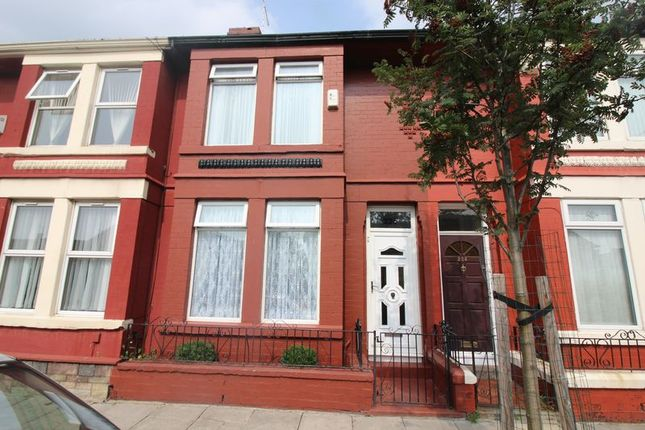 Thumbnail Terraced house for sale in Litherland Road, Bootle