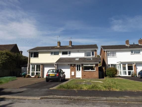 Thumbnail Semi-detached house for sale in South Wonston, Winchester, Hampshire