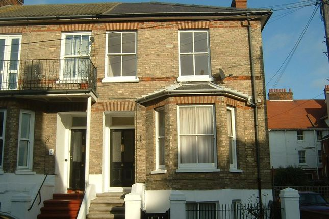 Thumbnail Flat to rent in Russell Road, Felixstowe