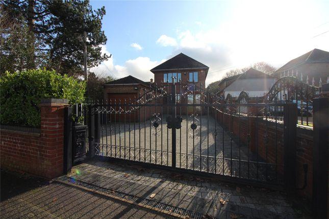 Thumbnail Detached house for sale in Robin Hood Lane, Walderslade, Kent