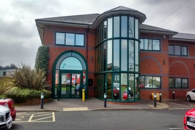 Thumbnail Office for sale in Jephson House, Narrowboat Way, Dudley, West Midlands