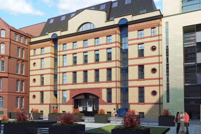 Property for sale in The Residence At Colonial Chambers Apartments, Liverpool, L2 5RH