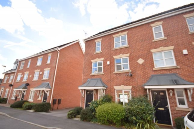 Thumbnail Terraced house to rent in Riveraine Close, Sutton-In-Ashfield