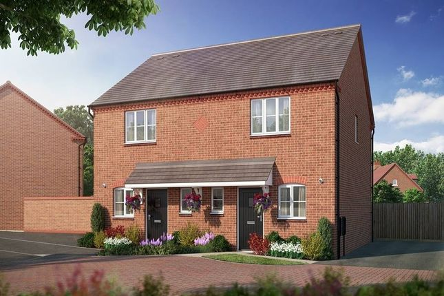 "Thumbnail Semi-detached house for sale in ""The Bray"" at Kiln Lane, Leigh Sinton, Malvern"