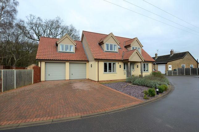 4 bed detached house for sale in Common Road, Snettisham, King's Lynn, Norfolk.