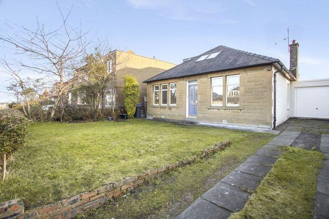 Thumbnail Detached bungalow for sale in 65 Durham Terrace, Duddingston, Edinburgh