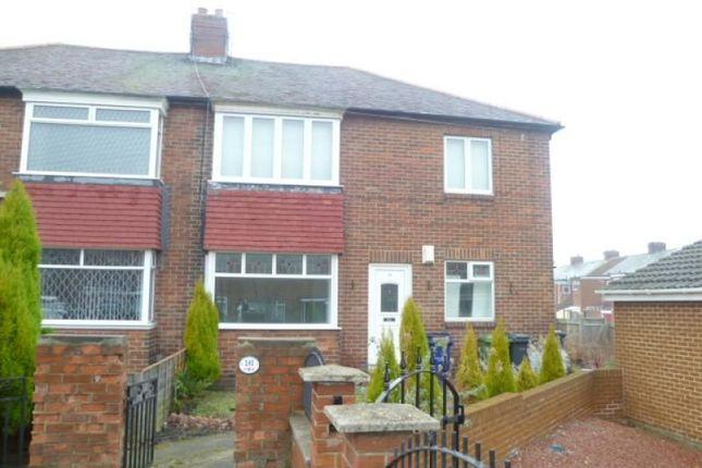 Thumbnail Flat to rent in Kent Avenue, Hebburn