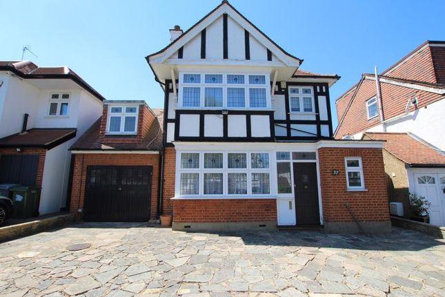 Thumbnail Detached house for sale in Greystone Gardens, Kenton