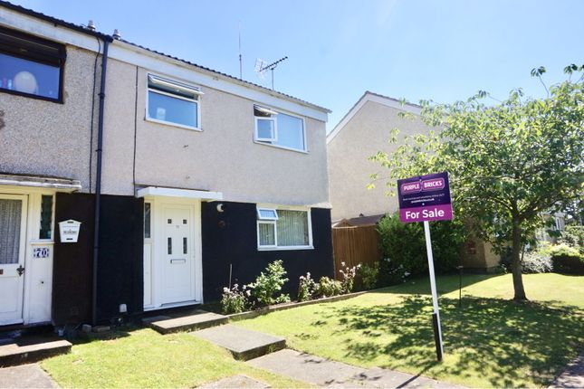 Thumbnail Semi-detached house for sale in Lodge Hall, Harlow