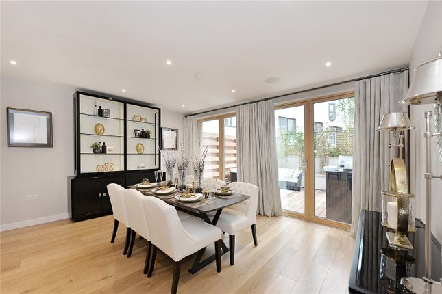 Thumbnail Property for sale in Canonbury Cross - Townhouses, 25 Edward's Cottages