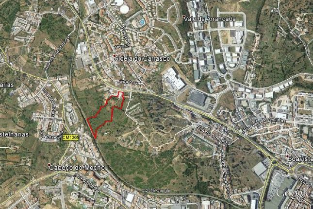 Thumbnail Land for sale in Algarve, Portimão, Portimão