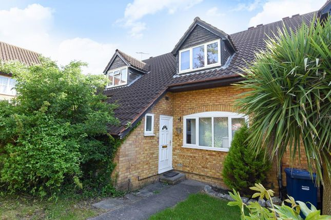 Thumbnail Terraced house to rent in Morell Close, Barnet